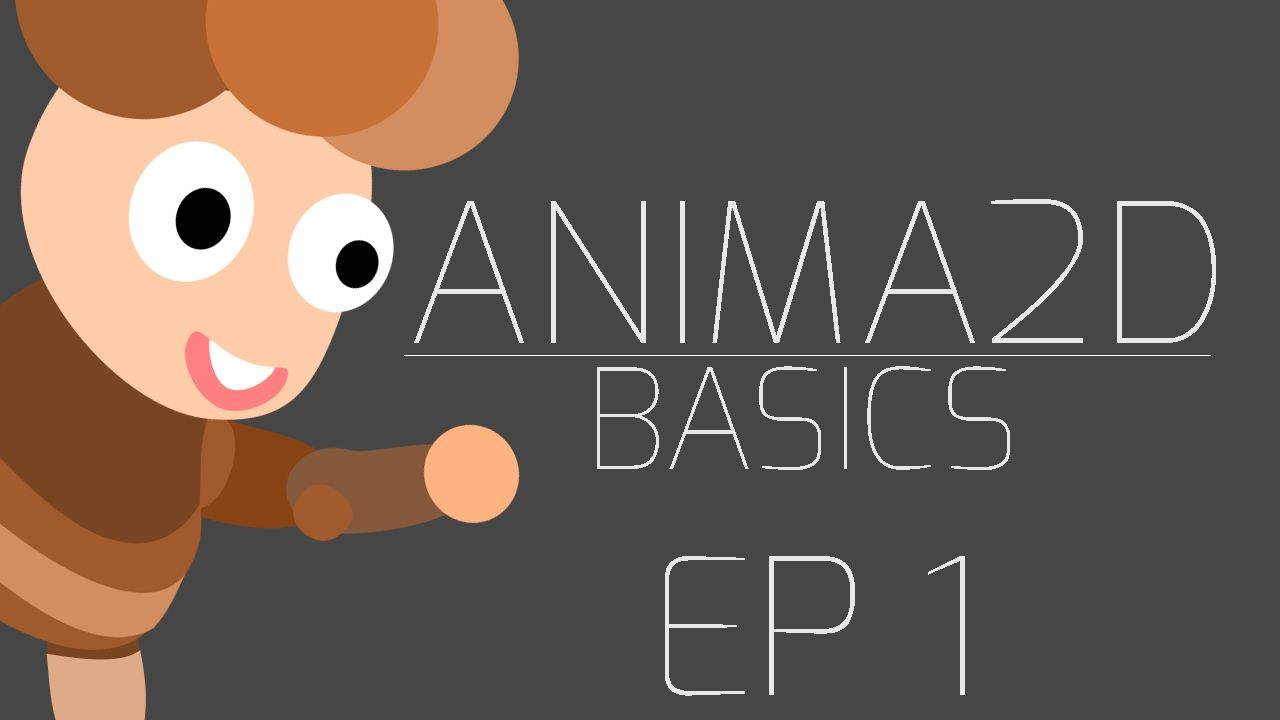 Anima 2D Basics (EP 1) Tutorial - Setting up Project and Sprites