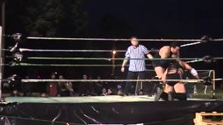 IYFW Championship: Sgt. Fury challenges Roman Dominguez - Backstretch 2014