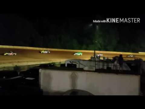 Stock 4 Main 6/18/16 Cherokee Speedway