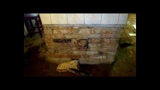 Монтаж сетки на печь, облицовка плиткой.(Облицовка обыкновенной плиткой печи на обыкновенный плиточный клей , можно посадить плитку на цемент, было..., 2015-12-28T12:26:47.000Z)