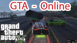GTA Online - Валера, настало твое время!!!
