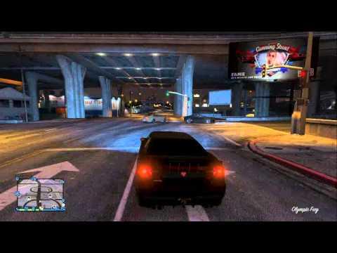 How To Get Franklins Buffalo On GTA V