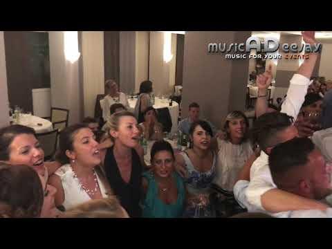 Dj per matrimonio - www.musicadeejay.com- Hotel Il Giardinetto  - Karaoke