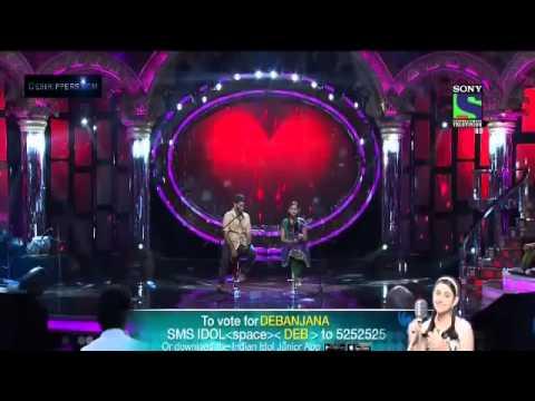 Arijit singh indian idol junior YouTube
