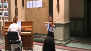 Stefan Aprodu playing Seitz Concert No.4