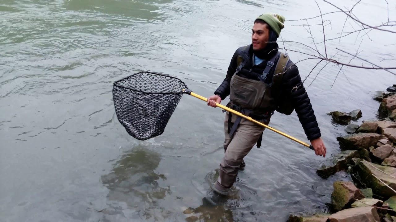 Niagara river fly fishing youtube for Niagara river fishing report