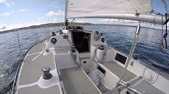 Shetland Sailing
