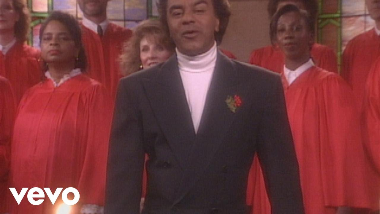 Johnny Mathis - Caroling, Caroling / Happy Holiday (from Home for ...