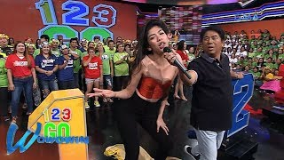 Wowowin: 'Sexy Hipon' Herlene, kinabog ang '1,2,3, Girls!' (with English subtitles)