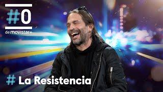 LA RESISTENCIA - Entrevista al guitarrista de Maná, Sergio Vallín   #LaResistencia 11.01.2021