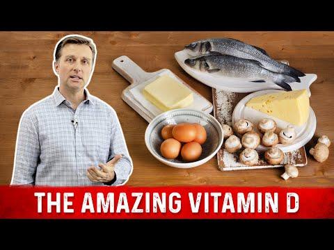 The Amazing Vitamin D