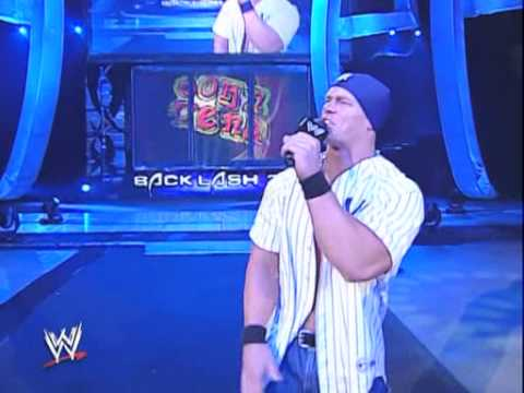 John Cena And Tha Trademarc - Word Life ( WWE John Cena Tribute )