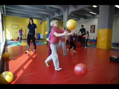 The Little Gym Praha @ radio expres
