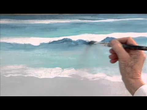 Himmel wolken meer youtube - Bilder an die wand malen ...