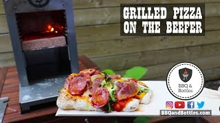 Grilled Pizza on the Beefer