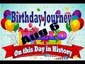 Birthday Journey August 6 New