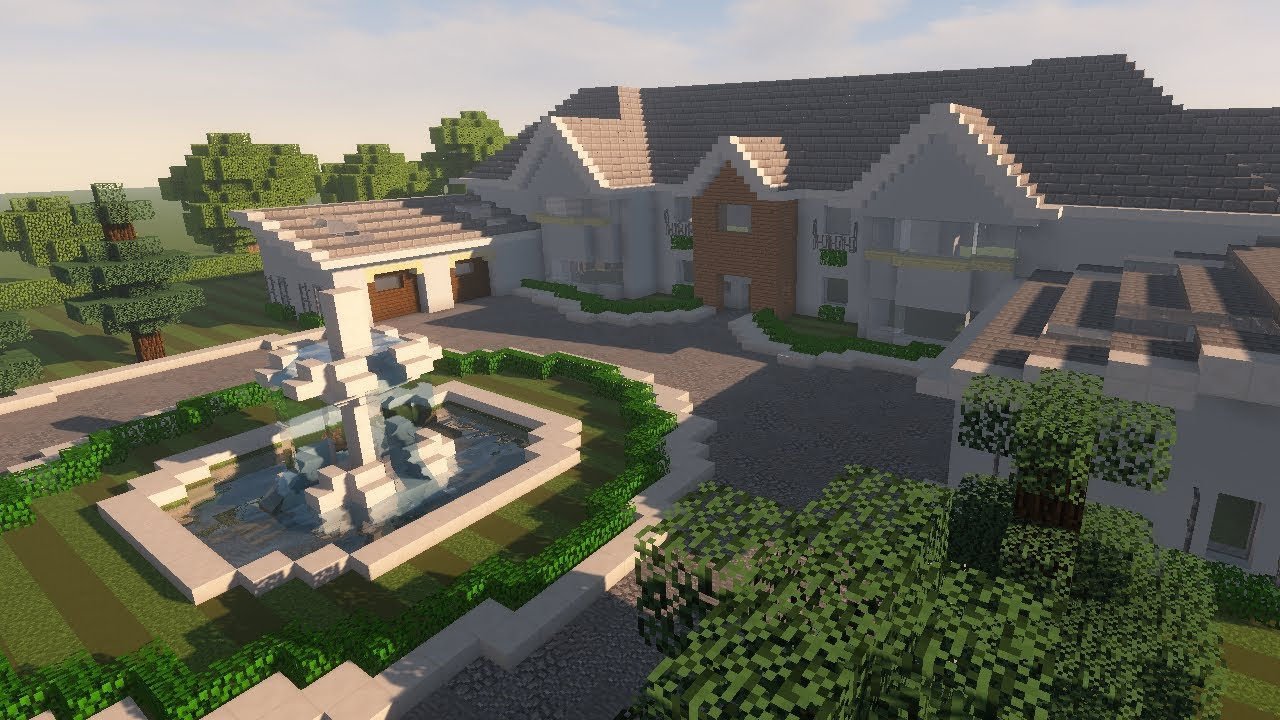 How To Get Millionaire To Build A House Minecraft