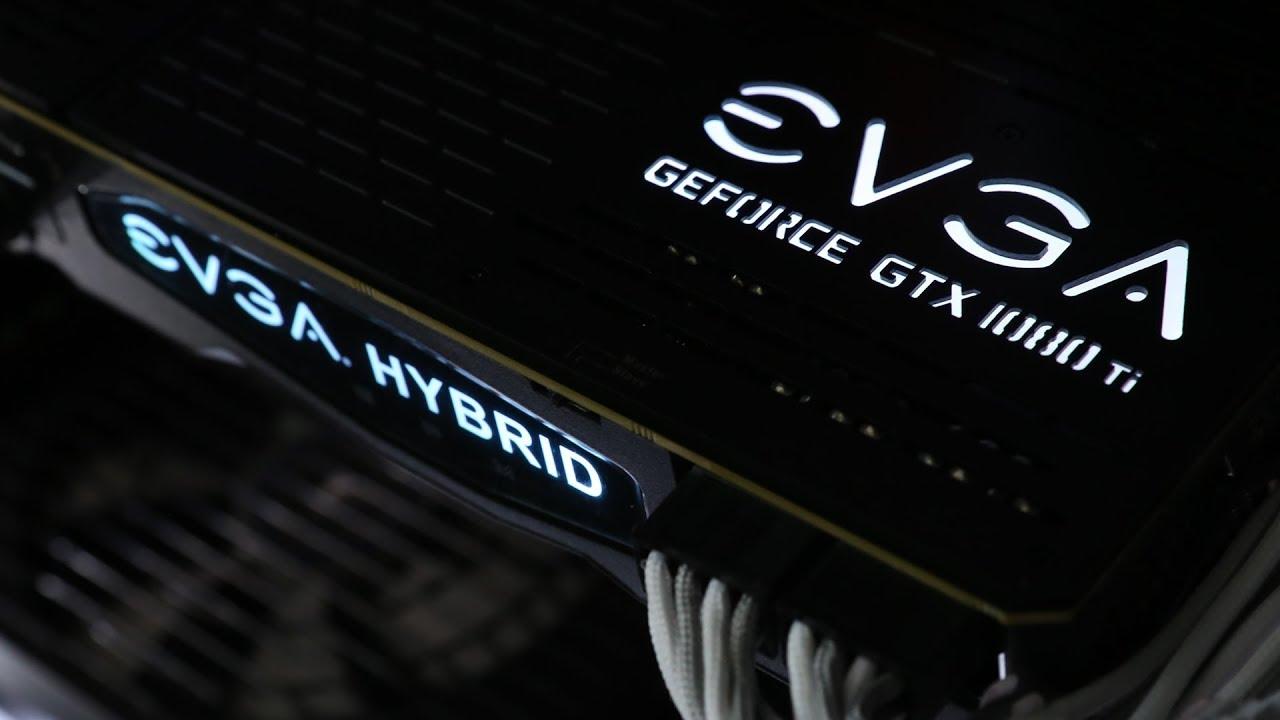 EVGA GTX 1080 Ti FTW3 Hybrid