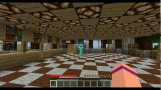 Présentation du serveur Minecraft 24/7 - MonkyCraft