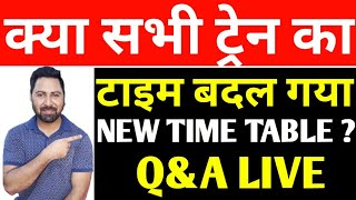 Irctc Train Ticket Booking,Train New Time Table Q&A Live screenshot 3