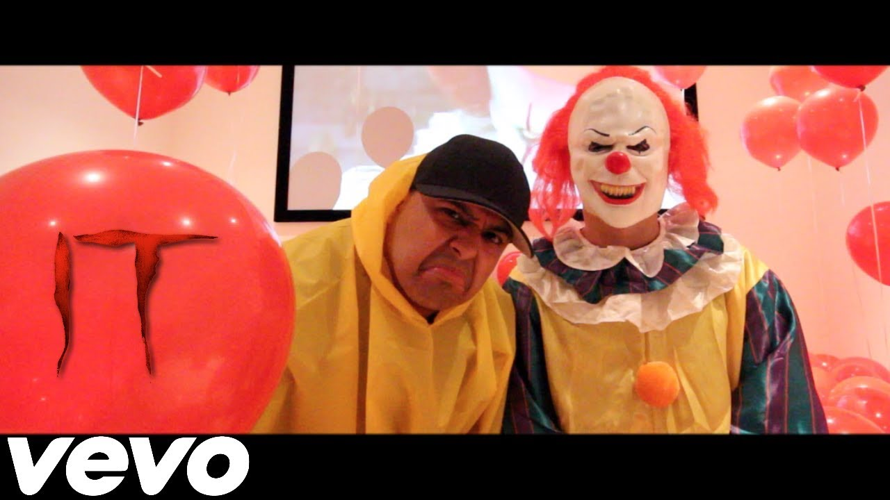 IT CLOWN (PENNYWISE) DISS TRACK! - YOU'LL FLOAT TOO!