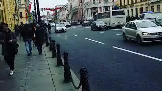Смотреть видео Митинг 5 мая! Санкт-Петербург онлайн