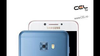 Samsung Galaxy C5 Pro - Unboxing & Review în limba română