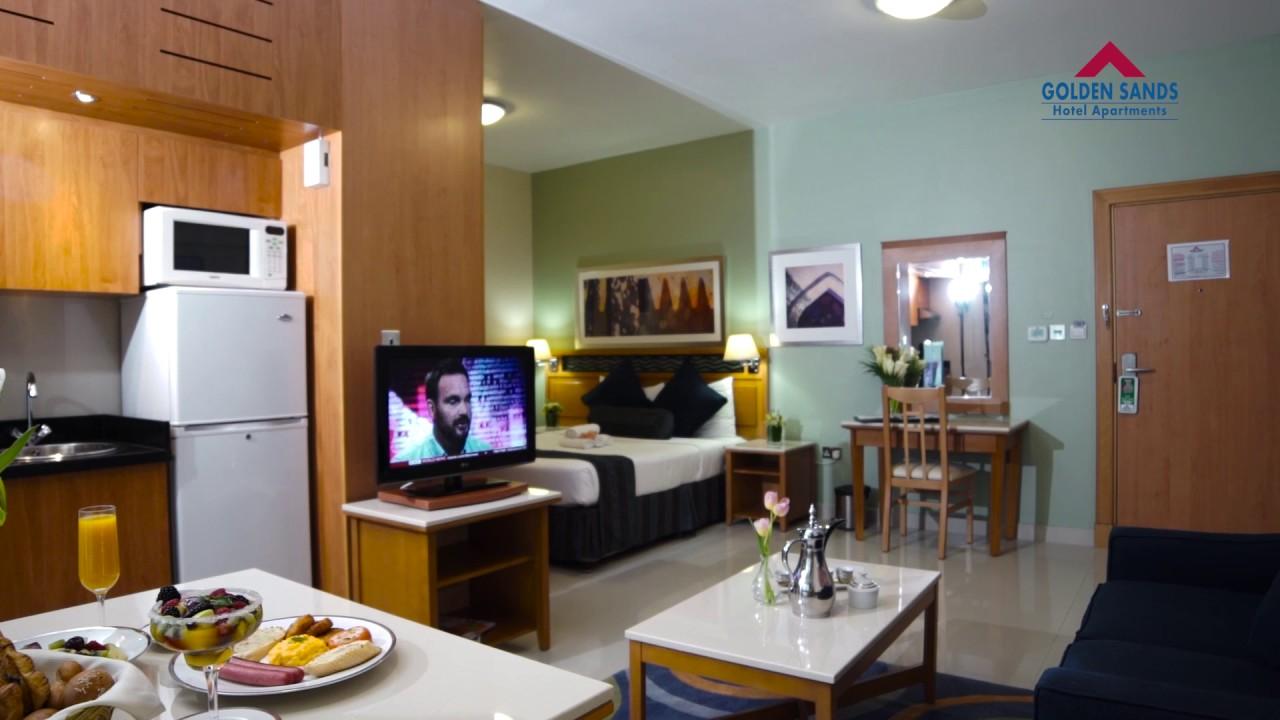 Golden Sands Hotel Apartment You