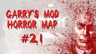 (Garry's Mod) Horror Map [#21] One Ordinary Nightmare /w Admiros
