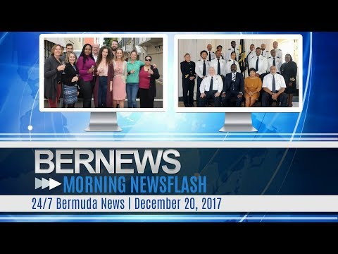 Bernews Newsflash For Wednesday December 20, 2017