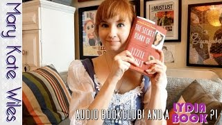 Audio Bookclub! And a Lydia Book?! Thumbnail