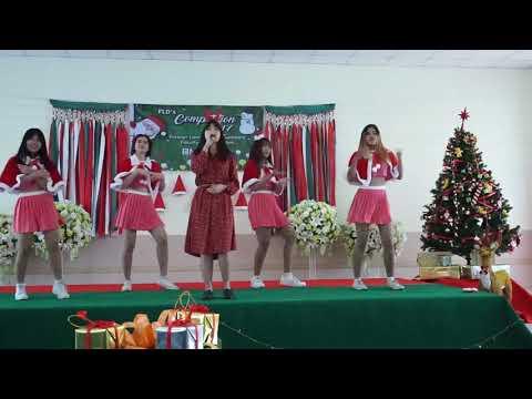 171214 Elsa Cover G-Friend (Christmas Show) @RMUTK