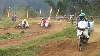Balap Motor Ojek Tani Laskar Potato