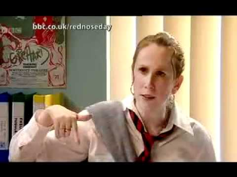 Comic Relief   Catherine Tate & David Tennant