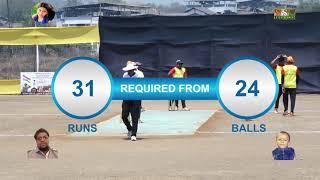 2ND INNING NHAVA VS VADAVALI B MATCH AT SWARGIYA SUJATA CHASHAK 2019 (PIMPALAS) II  FINAL DAY II