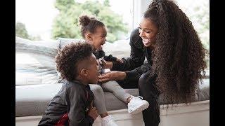 Ciara Named Creative Director Nike and Jordan Kids Fall Collection!