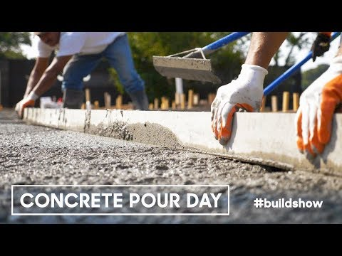 3 Things to Verify on Concrete Pour Day