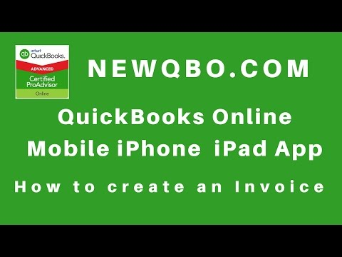 Lic Online Payment Receipt Excel Quickbooks Online Mobile Iphone Ipad App Create An Invoice For  Copy Of Invoice Word with Receipt Book Template Free Quickbooks Online Mobile Iphone Ipad App Create An Invoice For Customer  Client Invoice Proforma Word