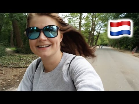 Cycling around Vondelpark | Amsterdam