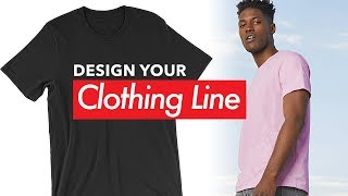 Starting A Clothing Brand | Designing A Line Using Fashion Blanks