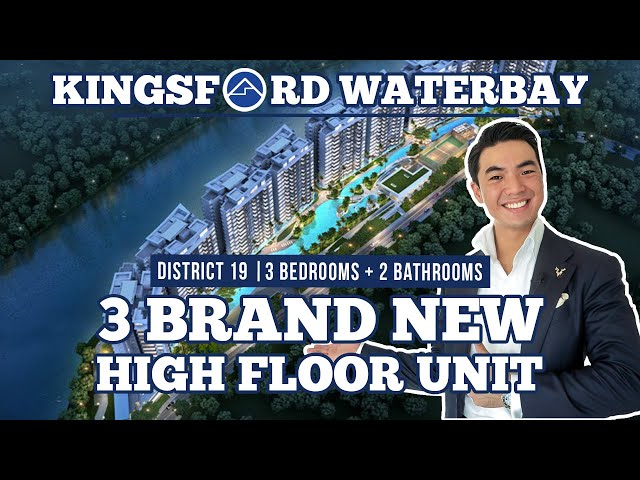 Kingsford Waterbay | 3 x 3 bedrooms at Upper Serangoon View For SALE