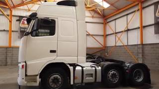 New in Walker Movements Stocklist For Sale - 08 VOLVO FH GLOBETROTTER XL 6 X 2 TRACTOR