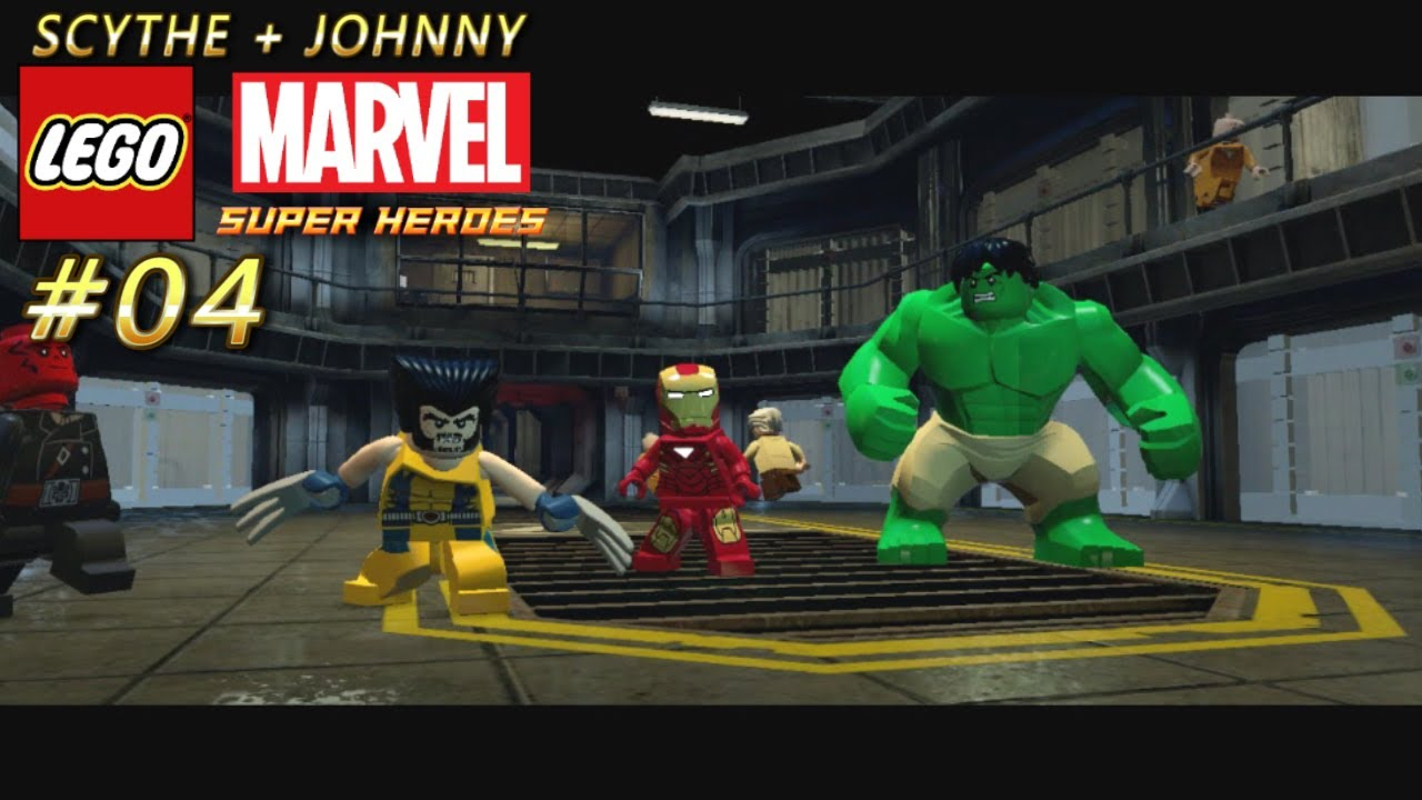 Animal Instincts Watch Online s&j play multiplayer lego marvel super heroes - e4 - animal instincts  (let's play walkthrough)