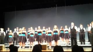 Bluffton High School Show Choir Ballad-I Dreamed A Dream
