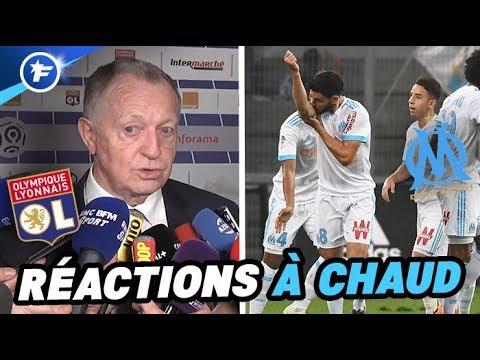 Aulas règle ses comptes avec l'OM, Marseille fier de sa saison