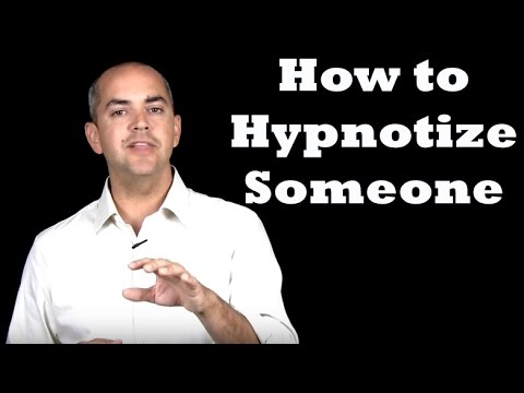 How To Hypnotize Someone With Progressive Relaxation Induction