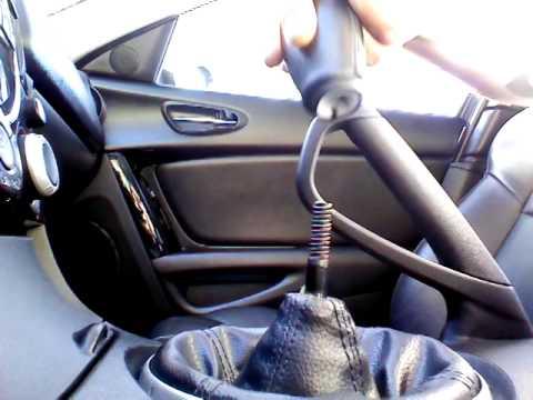 Installation of voodoo shift knob Mazda RX-8