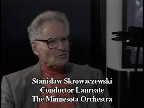 Stanislaw Skrowaczewski on Leadership (The Mary Hanson Show)