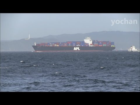 Container Ship: APL JAPAN (American President Lines, IMO: 9074391)