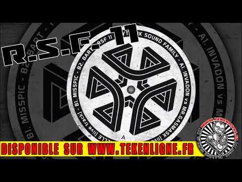 Rythmik Sound Family # 11 - RSF 11 - Invadon + Mr Gasmask + Skelle + Misspic+ Bart.